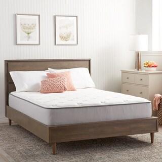 NuForm 11-inch Twin-size Memory Foam Mattress with Two Bonus Memory Foam Pillows