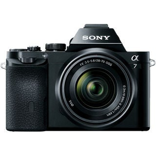 Sony Alpha a7 Mirrorless Digital Camera FE 28-70mm f/3.5-5.6 OSS Lens