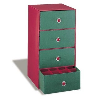 Organize It All 4-drawer Chest