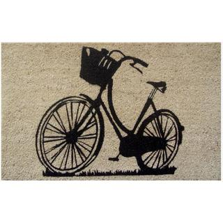 Bike Coir Doormat