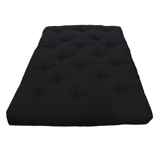 Full-size 5-inch Plush Futon Mattress