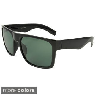Epic Eyewear Men's 'Pinewood' Square Sunglasses