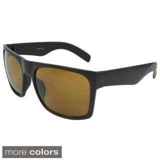 Epic Eyewear Men's 'Flintwood' Square Sunglasses