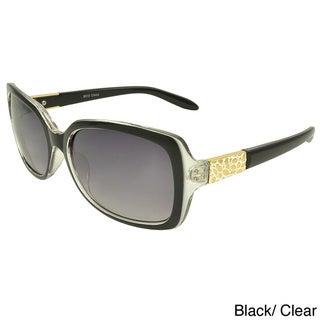 Epic Eyewear Women's 'Candlewood' Rectangular Sunglasses
