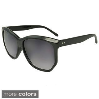 Epic Eyewear Women's 'Buttonwood' Shield Sunglasses