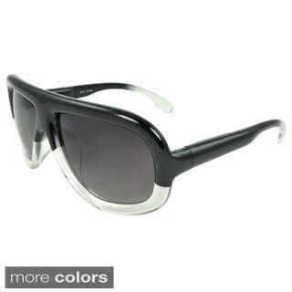 Epic Eyewear Women's 'Tealwood' Shield Sunglasses