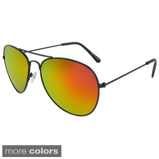 Apopo Eyewear Men's 'St. Patrick' Gradient Aviator Sunglasses