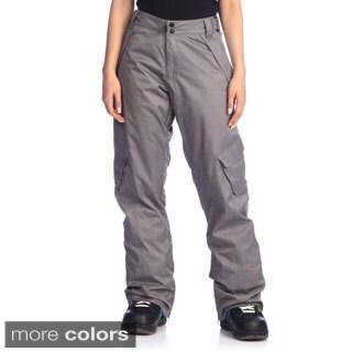 Rawik Women's Deluxe Cargo Snow Pants