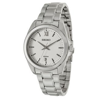 Seiko Men's 'Bracelet' Stainless Steel Japnese Quartz Watch