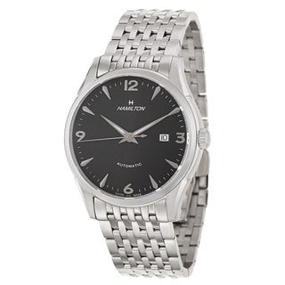 Hamilton Men's Stainless Steel Swiss Mechanical Automatic Watch