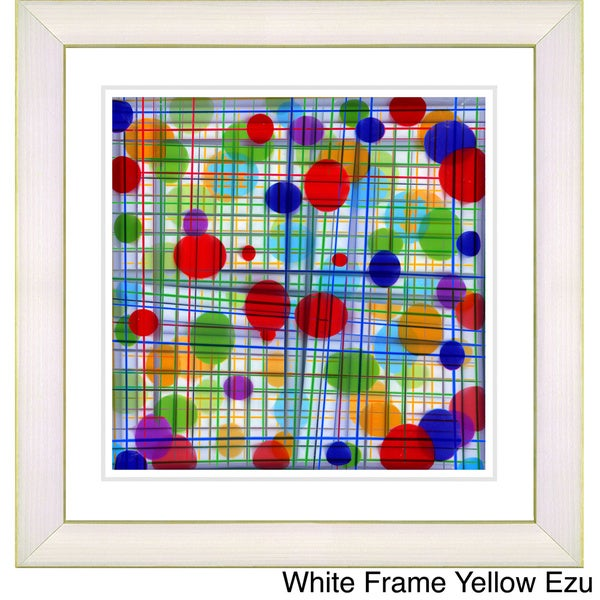 Studio Works Modern 'The Great Ezu Series' Framed Fine Art Print