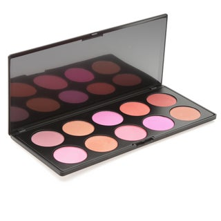 Morphe 10-Color Blush Palette