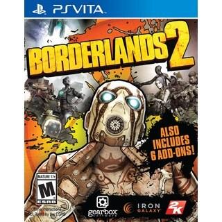 PS Vita - Borderlands 2