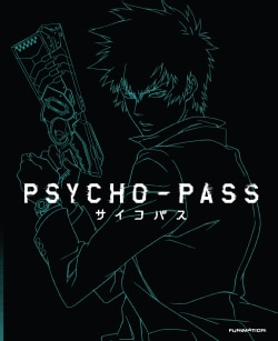 Psycho-Pass: The Complete First Season (Premium Edition)