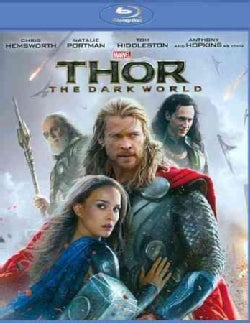 Thor: The Dark World (Blu-ray Disc)