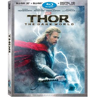 Thor: The Dark World 3D (Blu-ray Disc)