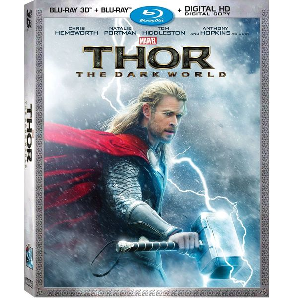 Thor: The Dark World 3D (Blu-ray Disc) 12251109