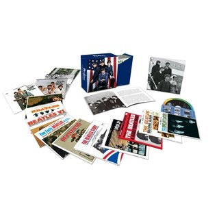 Beatles - The U.S. Albums