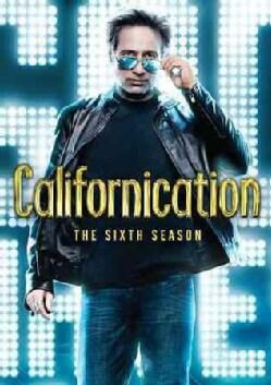 Californication: The Sixth Season (DVD)