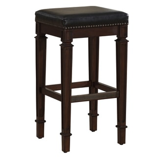 Norbury Counter Height Stool in Brown