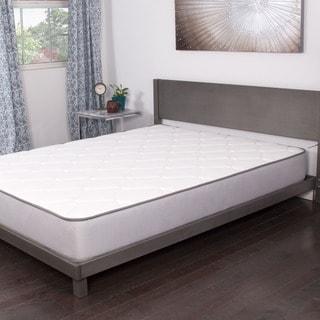 NuForm 9-inch Twin-size Firm Memory Foam Mattress with 2 Bonus Memory Foam Pillows