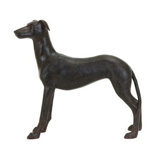 Majestic Polystone Cast Dog Decor
