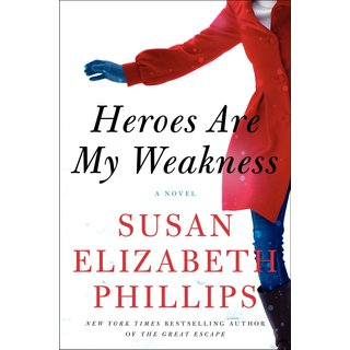 Heroes Are My Weakness (Hardcover)