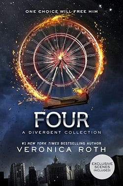 Four: A Divergent Collection (Hardcover)