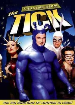 The Tick: The Complete Series (DVD)