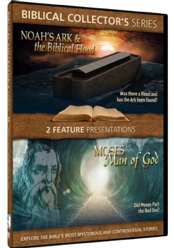 Biblical Collector's Series: Noah's Ark and the Biblical Flood & Moses: Man of God (DVD)