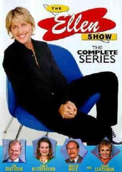 The Ellen Show: The Complete Series (DVD)