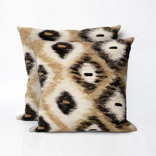 Native 20 inch Decorative Throw Pillow (Set of 2)