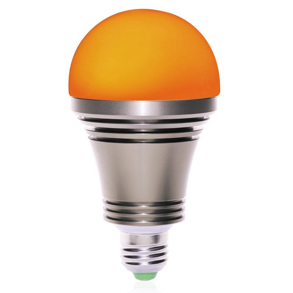 iSuper Smart RGB Smartphone-controlled Color Changing LED Bulb