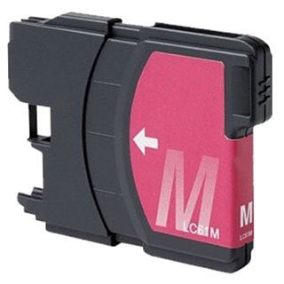 Brother LC61 Remanufactured Compatible Magenta Ink Cartridge
