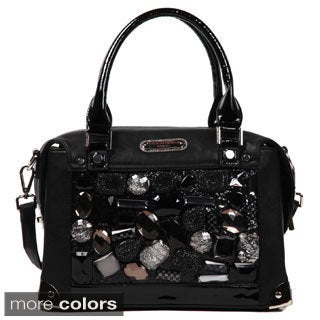 Nicole Lee 'Autumn Gemstone' Boston Bag