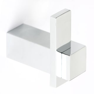 Italia Sorrento Series Chrome Single Robe Hook