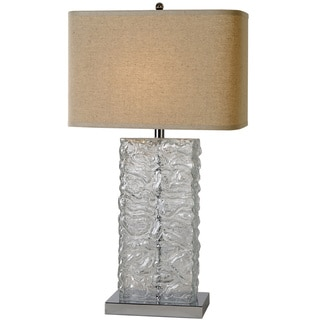 Stalagmos Chrome Table Lamp