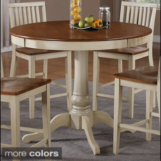 Carla 48 Inch Round Counter Height Dining Table