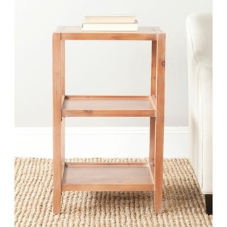 Safavieh Andy Honey Natural Shelf Unit