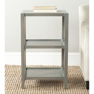 Safavieh Andy Ash Grey Shelf Unit