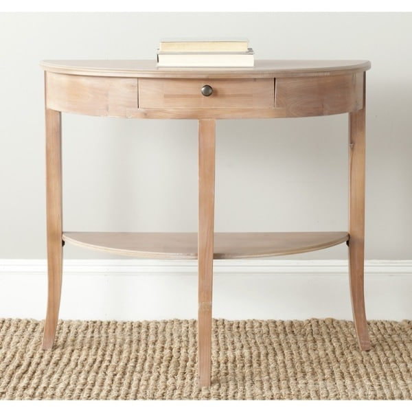 Safavieh Alex Honey Natural Console