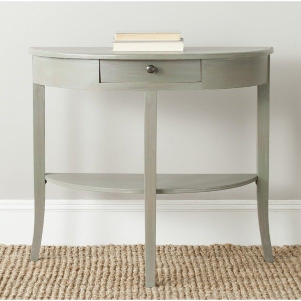 Safavieh Alex Ash Grey Console