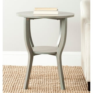 Safavieh Rhodes Ash Grey Accent Table