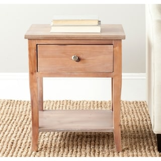 Safavieh Coby Honey Natural End Table