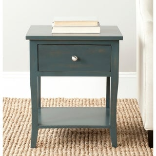 Safavieh Coby Dark Teal End Table