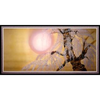Sakura Blossoms Canvas Wall Art