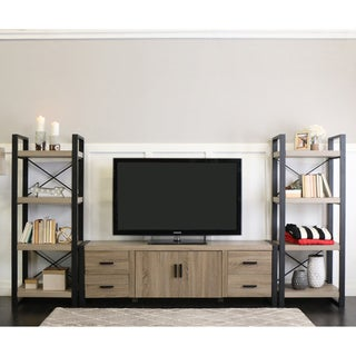 70-inch Urban Blend Grey Entertainment Center