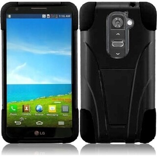 BasAcc Case with Stand for LG G2