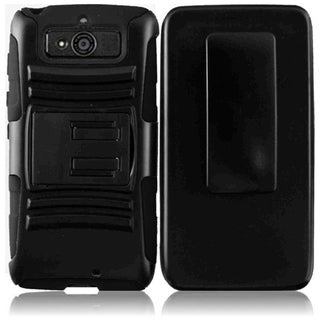 BasAcc Holster Case with Stand for Motorola Droid Mini XT1030