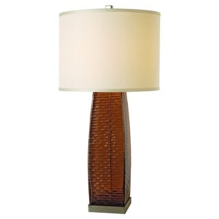 Zen Sepia Table Lamp